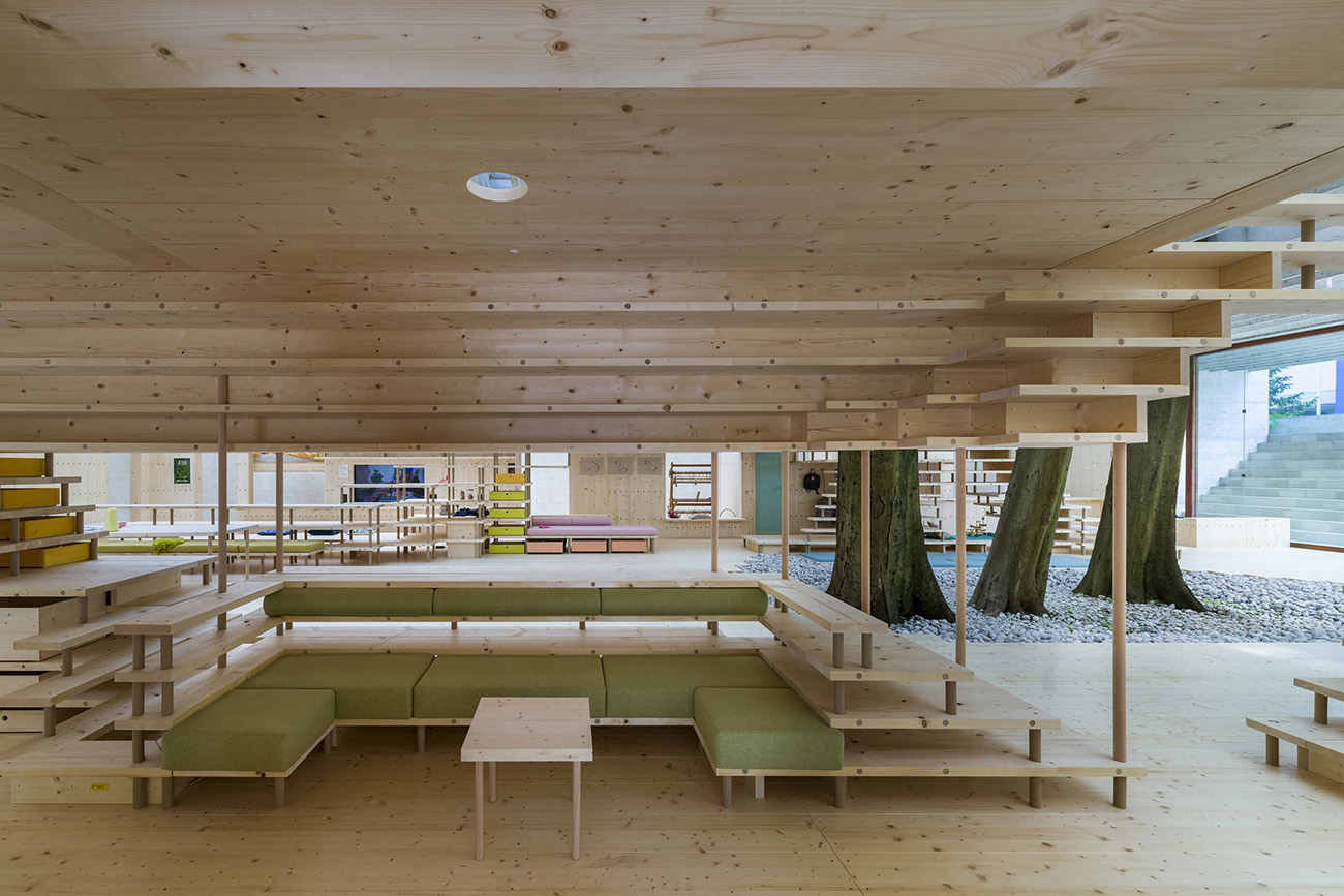 Helen & Hard's Nordic Pavilion focuses on the future of home life and housing, with an exploration of more 'experimental' forms of coliving at the Venice Biennale.