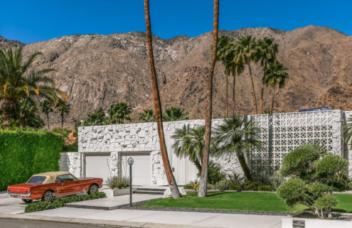 Restored Palm Springs party pad asks for $4.5m