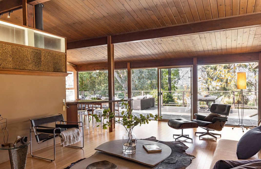 Perfectly preserved Silverlake home lists for $1.5m