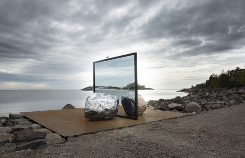 A former military island is conquered by art for the inaugural Helsinki Biennial