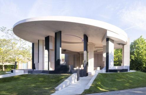 Counterspace's monumental Serpentine Pavilion celebrates London's diasporic cultures