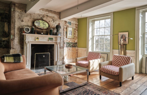 Margate townhouse is adaptable and packed with historical features