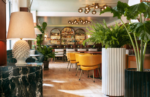 The Hoxton Rome opens – and it celebrates Italian midcentury modernism