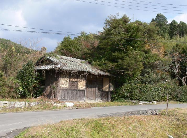 Akiya in Osaka - a large plot of rural land