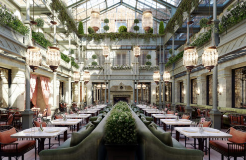 From courthouse to hotel: explore the new NoMad London in Covent Garden