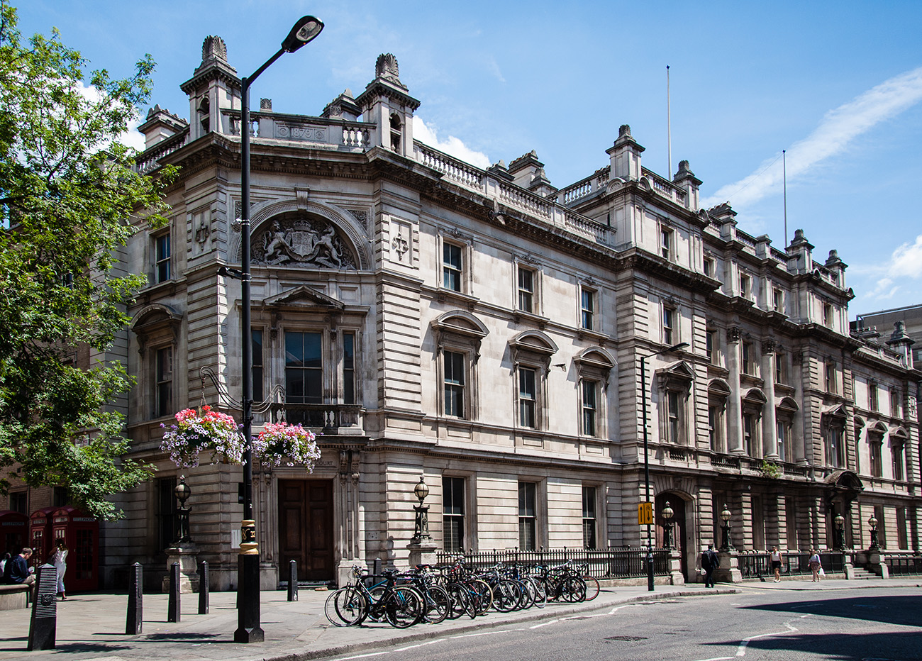 The building is Grade II-listed and has undergone adaptive reuse for its new role