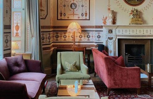 Maximalist living rooms on Pinterest