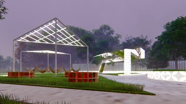 Architectural render courtesy of RALX studio and OffTop