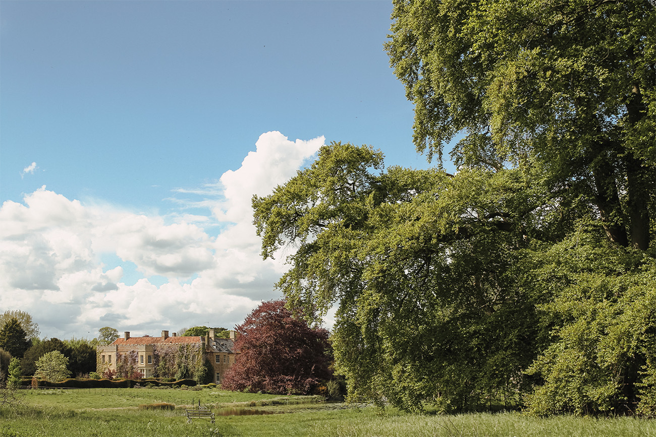 Narborough Hall's grounds are open to the public and also include a cricket field for the village's team