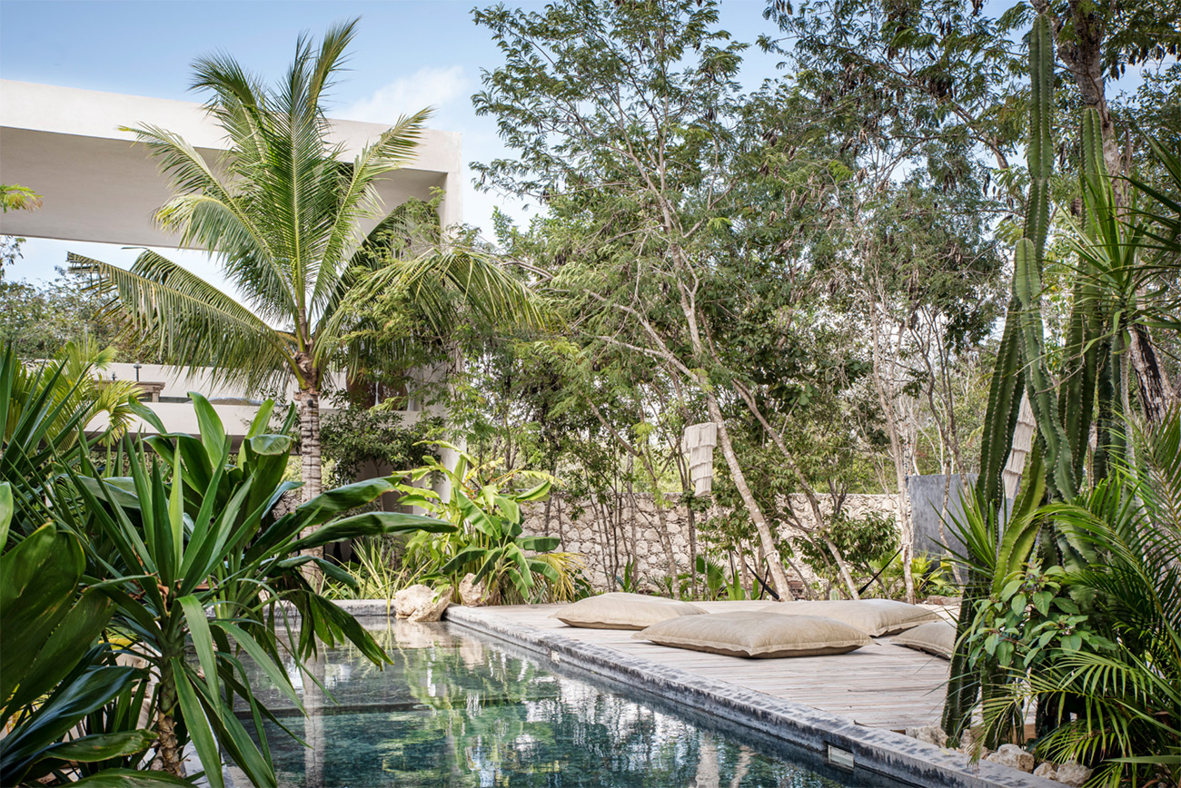 Jungle retreat 16 Tulum is on the market