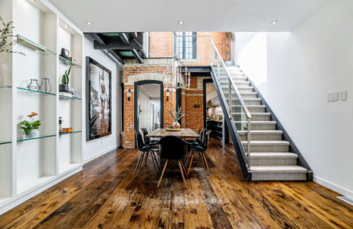 Toronto 'house within a house' lists for $3m