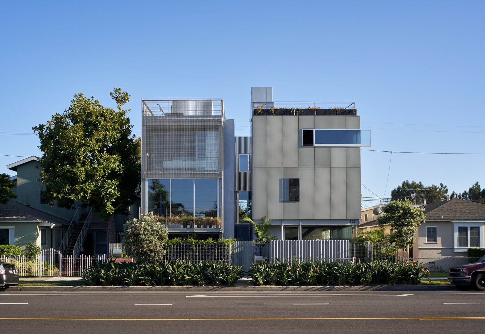 528 Grand Boulevard by Cigolle X Coleman architects