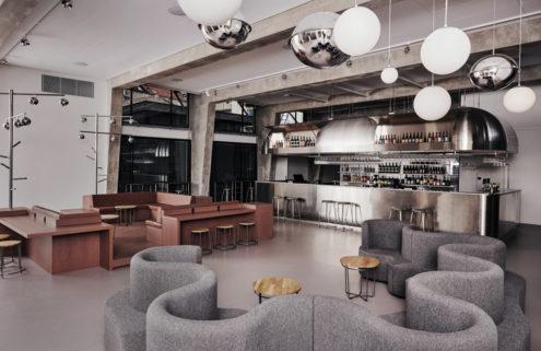 BOOK1 elevates the hostel experience in Denmark's Aarhus
