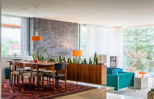 Bauhaus-style villa by Jan Lippert lists for €1.6m