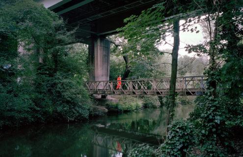 Beneath the M4: Andrew Meredith captures London's hidden green spaces