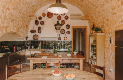 13 rustic country kitchens on our Pinterest mood board