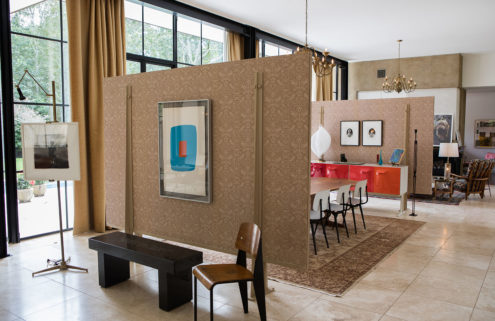 Architect Michael Haverland lists his East Hampton Glass House