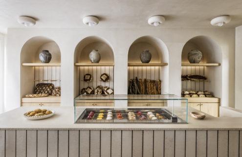 Paris's Boulangerie Liberté feels more like a holy space than a bakery