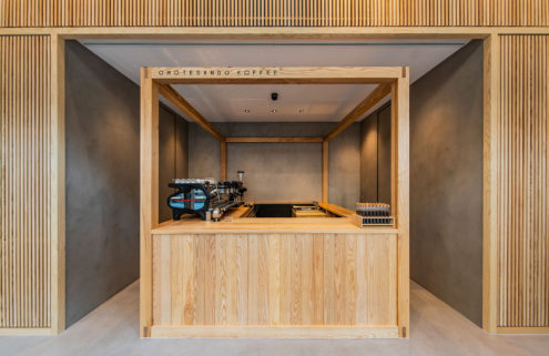 7 design-led London cafes to enjoy from the inside