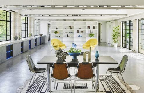 Inside an art deco gem in London's Fulham