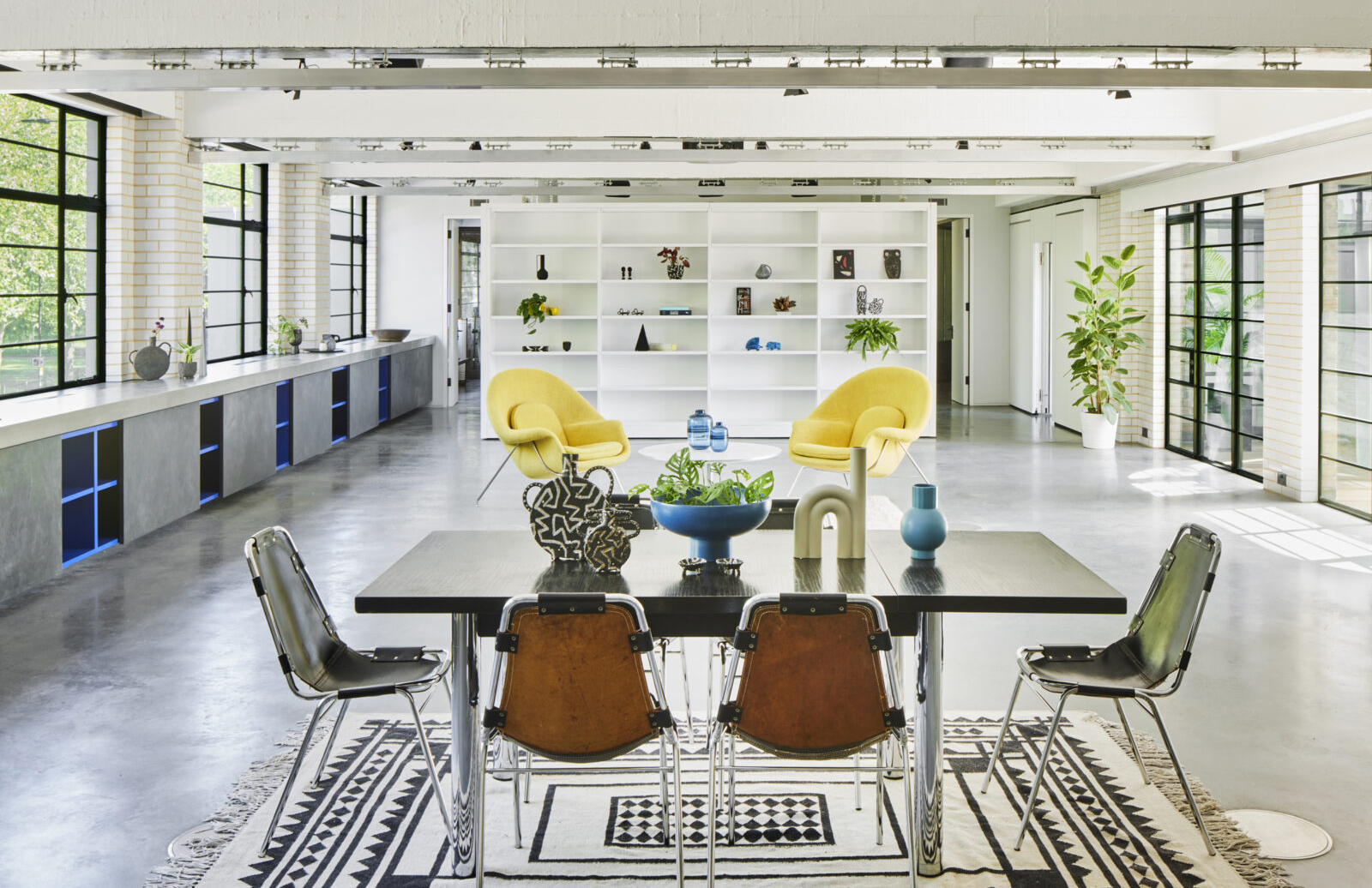Talisman House apartment on New Kings Road in London