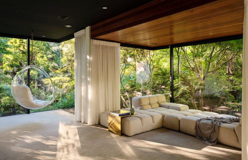 Kiwi architect Ron Sang's home is for sale in Auckland