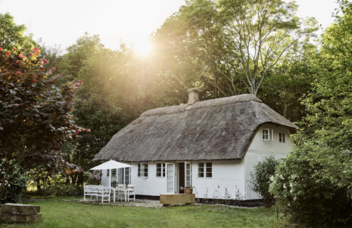 Vipp's Farmhouse retreat plays with rural traditions