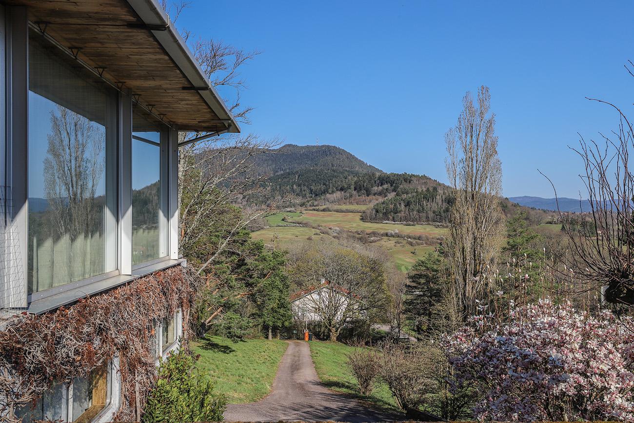 Jean Prouve's house in Saint-Die-des-Vosges
