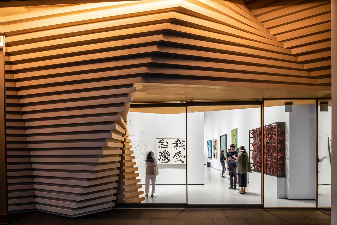 The Whitestone Gallery Taipei Taipei, Taiwan, 2017. Copyright: © Studio Millspace