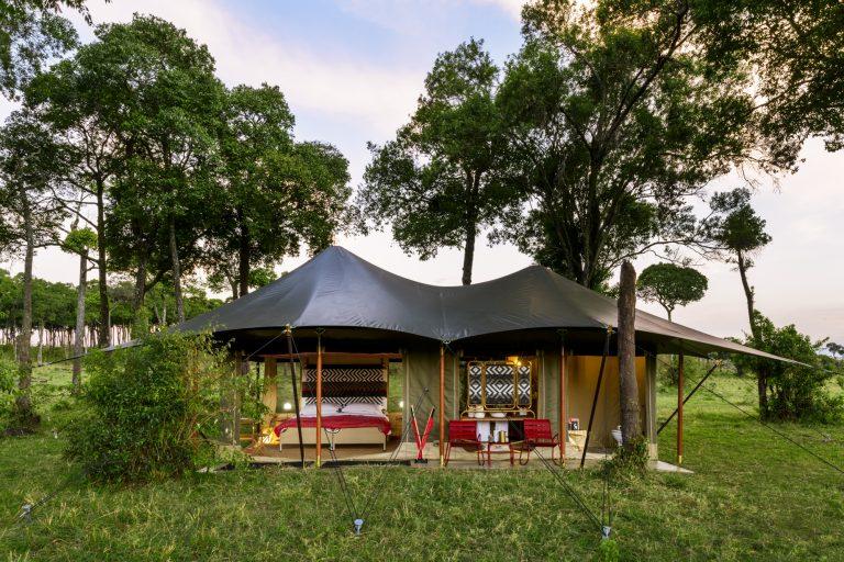 Angama Safari Camp, Maasai Mara, Kenya