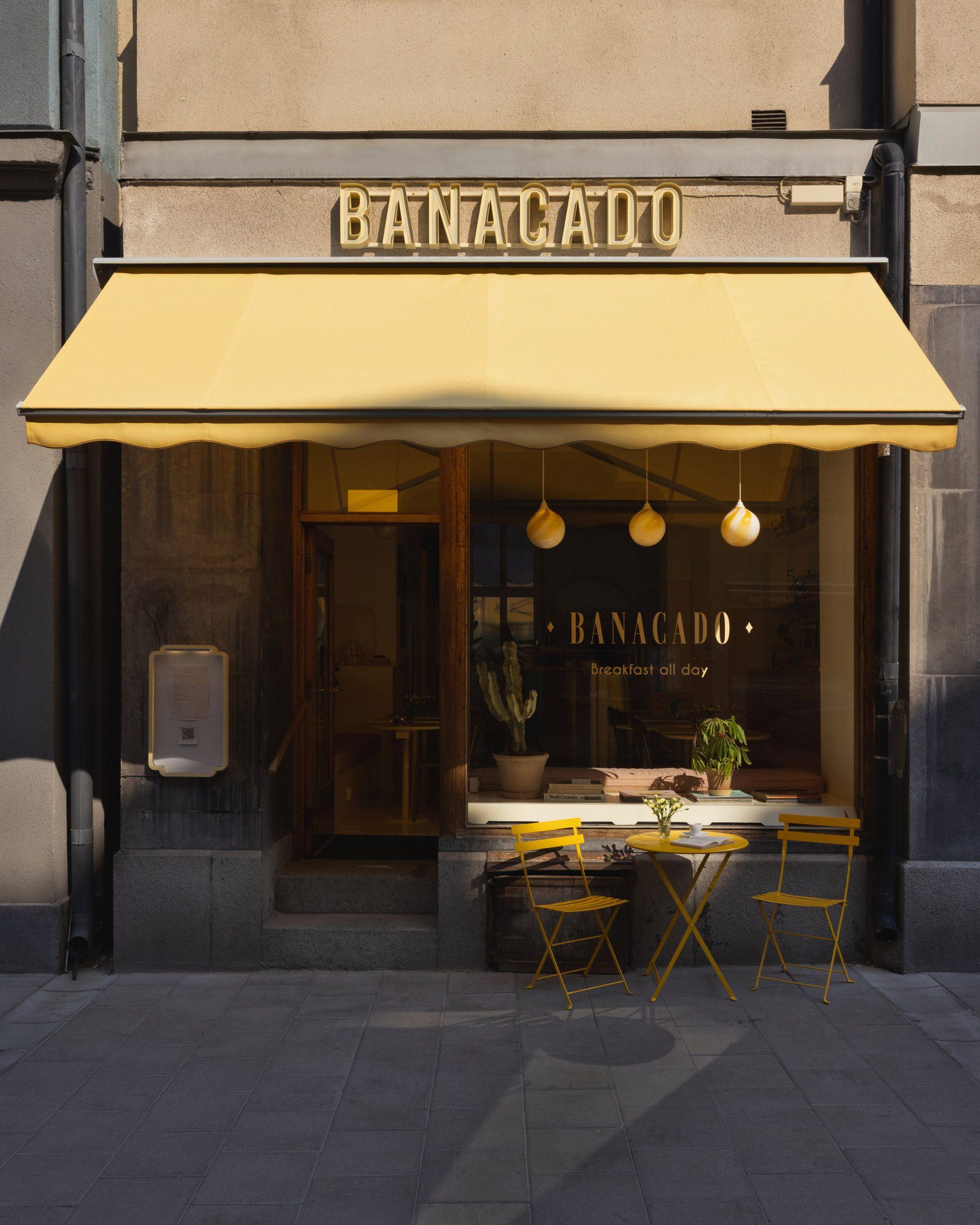 Banacado Cafe in Stockholm