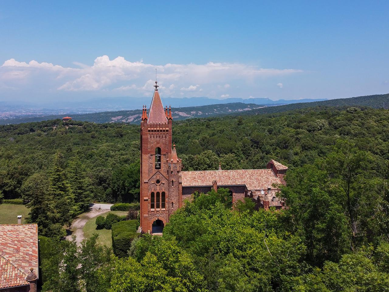 Casa de la Marquesa had many roles over the last 300 years: stately home, health clinic, youth hostel and most recently, rebirth as a wellness retreat, wrapped in 20-hectares of pristine countryside outside Barcelona.