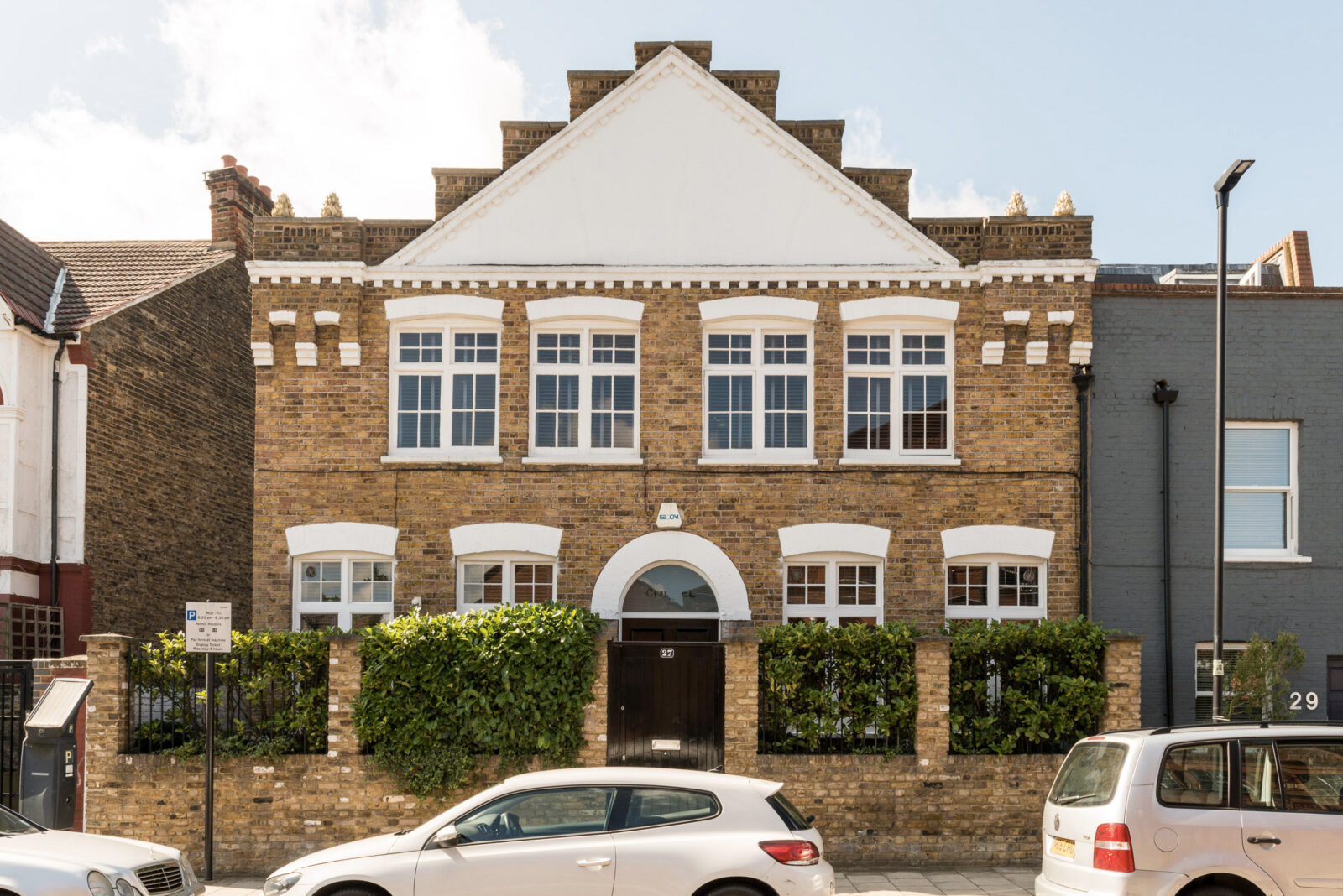 Blenheim Gardens London SW2 £2,000,000 Freehold