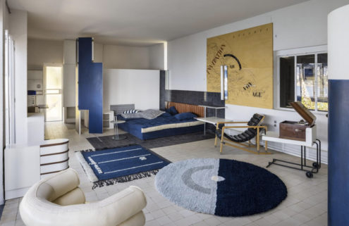 Eileen Gray's iconic E-1027 villa reopens after a €5m refurb