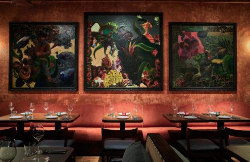 London's Bar La Rampa is a Cuban feast for the eyes