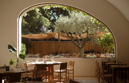Provence hotel Le Moulin de Lourmarin revives an 18th-century mill