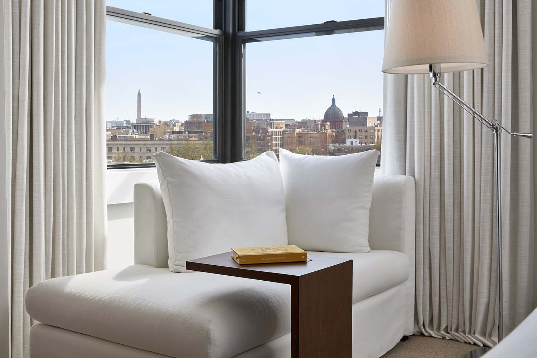 Minimalist DC hotel Lyle celebrates simplicity