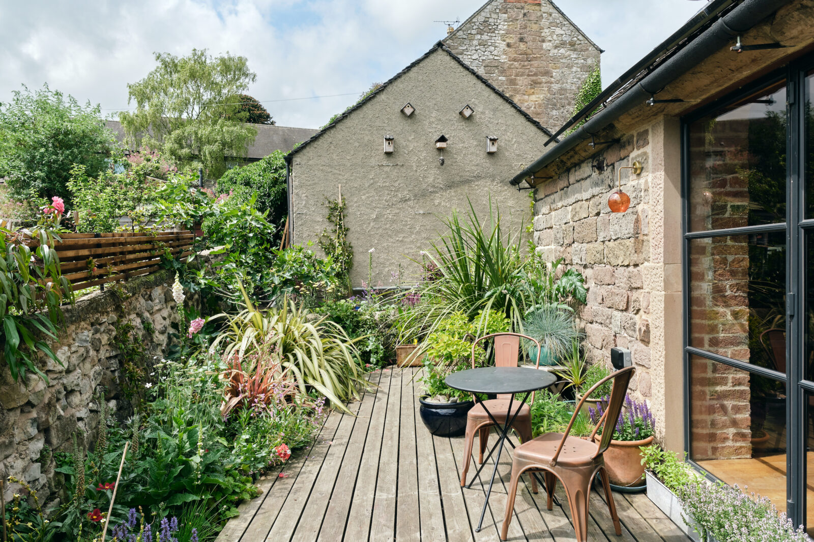 North End - a Victorian-era live/work space with three bedrooms, a workshop and cinema