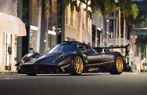 Ultra rare Pagani Zonda R Evolution supercar asks for $6.5m