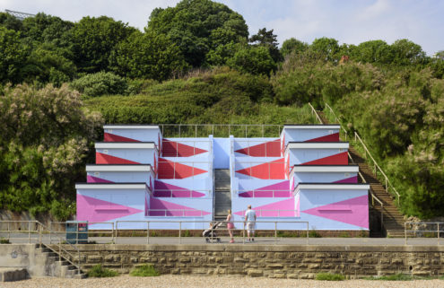 This year's Folkestone Triennial explores the gap between myth and reality