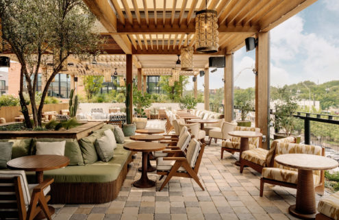Soho House has opened a sunny new outpost in Austin