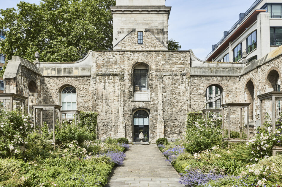 The Church Tower - an 8 level home for sale in EC1, London