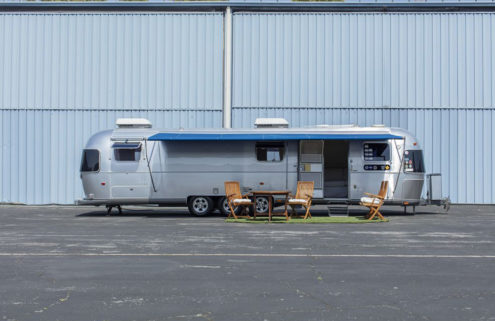 Tom Hanks' silver bullet Airstream could be yours