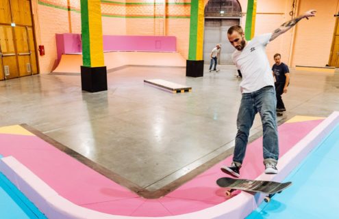 6 skateparks pushing the sport to new design heights