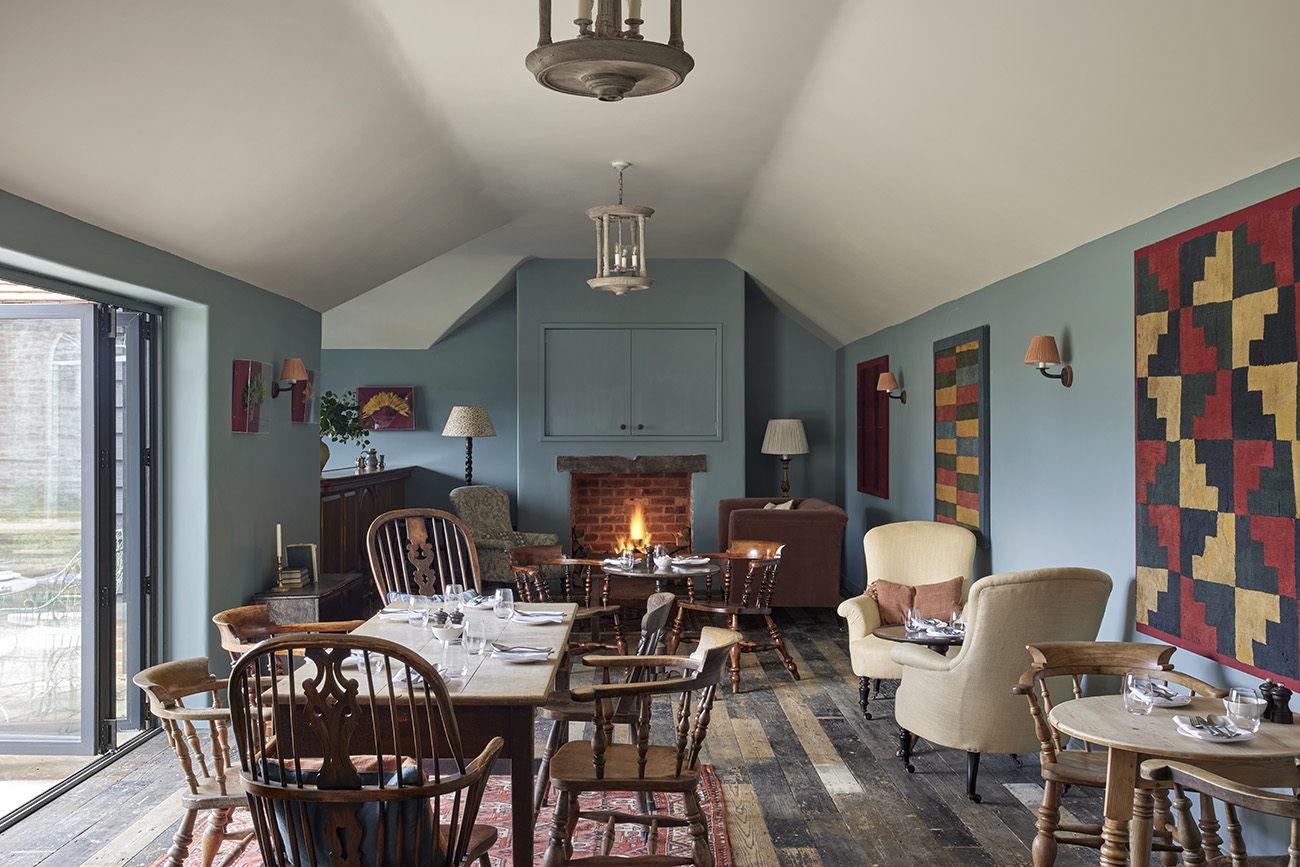 History has room to breathe at Wiltshire pub and hotel The Bradley Hare