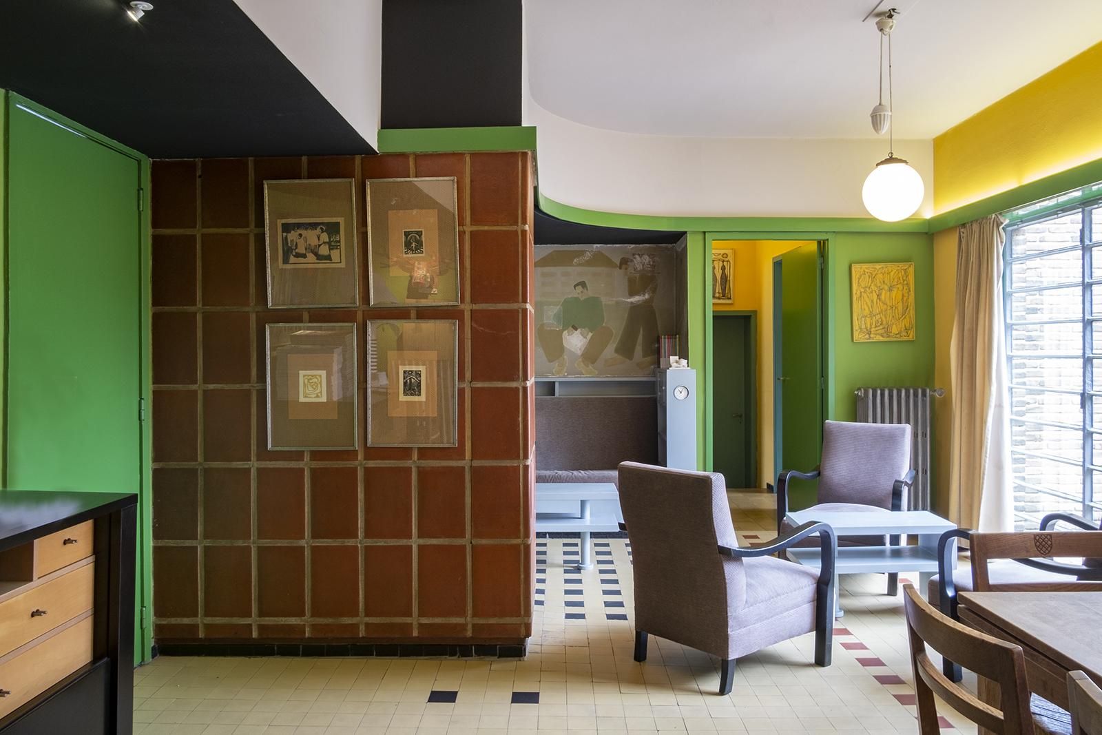 Jozef Schellekens House in Turnhout, Belgium
