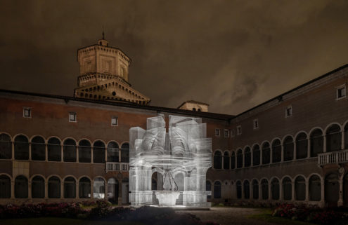 Dante's 'noble castle' comes to life in Ravenna