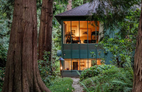 An architect's time capsule Portland home asks for $1.599m