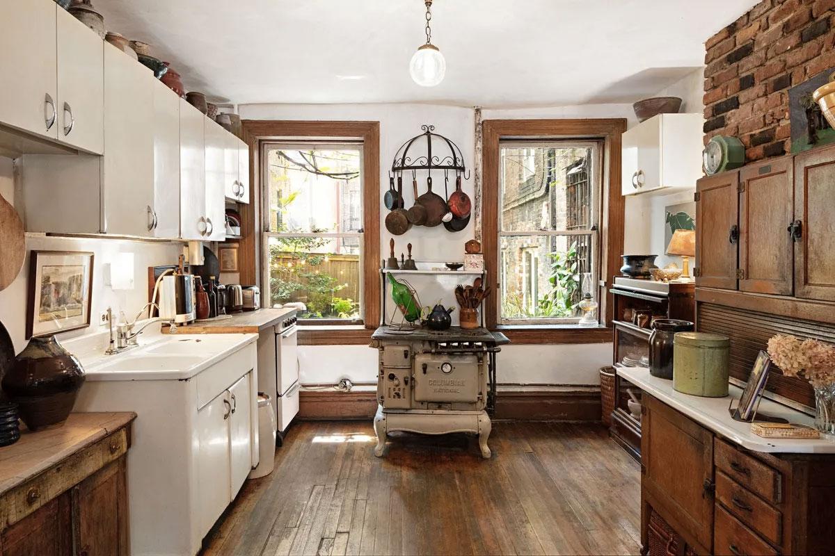 Inside Jay Rosenblum's home at 502 East 11th Street New York