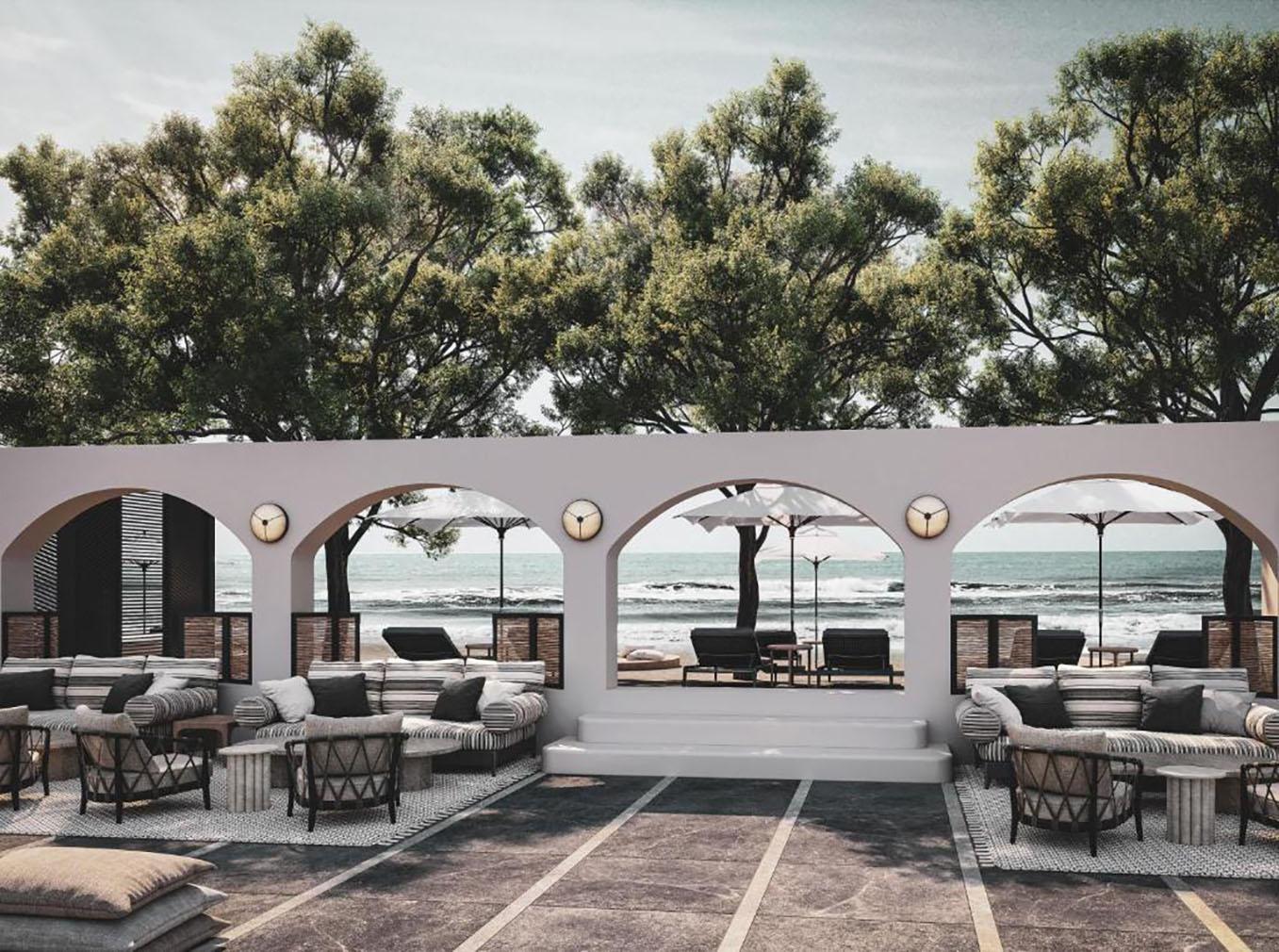 NUMO hotel in Ierapetra, Crete